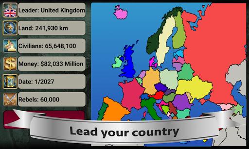Europe Empire 2027 pc screenshot 1