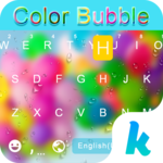 Color Bubble❤Keyboard Theme icon