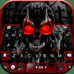 Zombie Skull Keyboard Theme icon