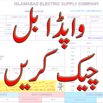Electricity Bill Checker Pakistan icon