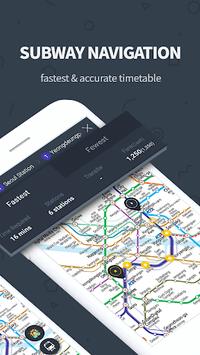 Subway Korea (Subway route navigation) pc screenshot 2