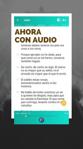 Biblia Reina Valera en español + Devocional de hoy PC screenshot 2