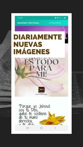 Biblia Reina Valera en español + Devocional de hoy PC screenshot 3