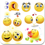 Emoticons for whatsapp icon