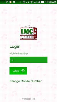 IMCRadio pc screenshot 1
