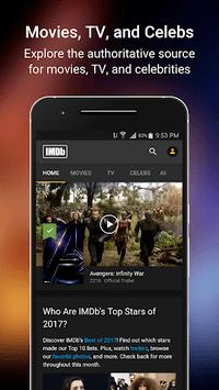 IMDb Movies & TV pc screenshot 2