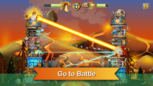 Tower Crush - Free Strategy Games pc screenshot 1