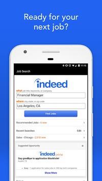 Indeed Job Search pc screenshot 1