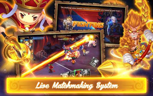 Duel Heroes pc screenshot 1