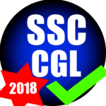 SSC-CGL 2018 for pc logo