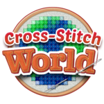 Cross-Stitch World for pc logo