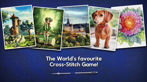 Cross-Stitch World pc screenshot 1