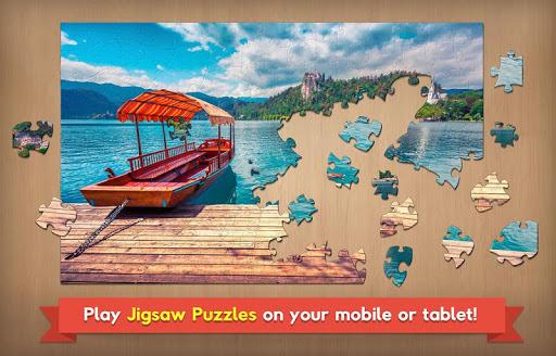 Just Jigsaws pc screenshot 1