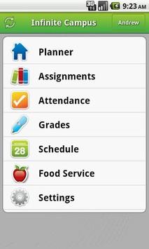 Infinite Campus Mobile Portal PC screenshot 1
