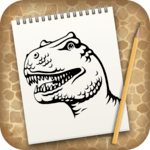 How To Draw Dinosaurs icon