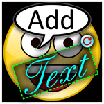 Add Text To Photo icon