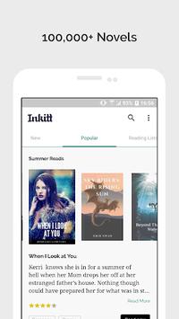 Inkitt – Free Fiction Books, Novels & Stories pc screenshot 1
