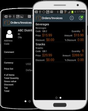 inSitu Sales pc screenshot 1