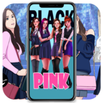 Black Pink Wallpapers icon