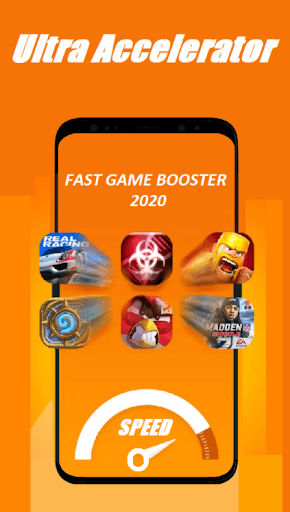 Fast Game Booster PC screenshot 1