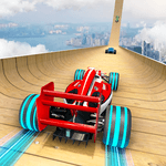 Formula Car Stunt Games- Mega Ramp Stunt Car Games icon