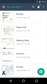 CamScanner - Phone PDF Creator pc screenshot 1