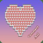 Comment Art - ASCII Text Art Latest icon