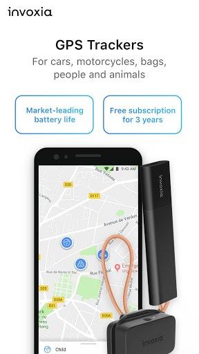 Invoxia GPS PC screenshot 3