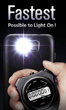 Brightest LED Flashlight pc screenshot 1