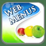 Web Menus for School Nutrition icon