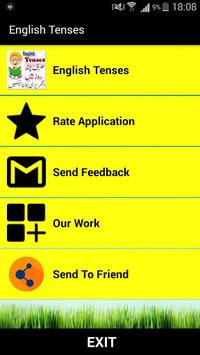English Tenses  in Urdu pc screenshot 1