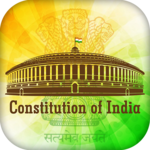 Constitution of India in Hindi/English icon