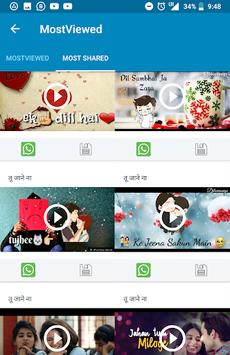 तू जाने ना- status, shayari, DP, video status,meme pc screenshot 2