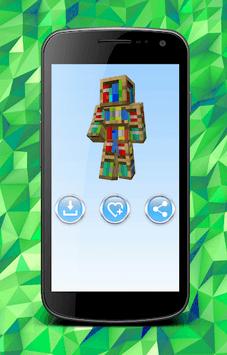Camouflage Skins pc screenshot 1
