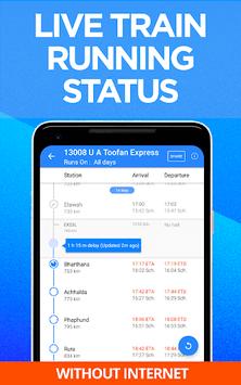 IRCTC Train PNR Status, NTES Rail Running Status pc screenshot 1