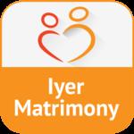 IyerMatrimony - The No. 1 choice of Iyers icon