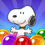 Snoopy Pop - Free Match, Blast & Pop Bubble Game icon