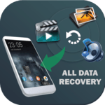 Recover deleted all files: Deleted photo recovery icon
