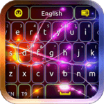 Keyboard Electric Color icon