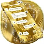 Golden SMS Theme icon