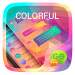GO SMS PRO COLORFUL THEME icon