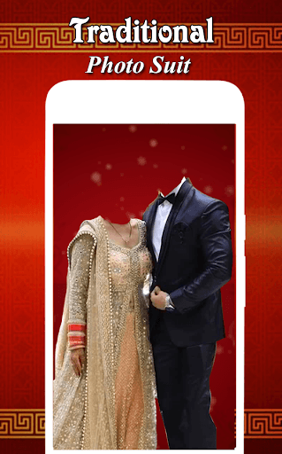 Couple Traditional Photo Suits pc screenshot 1