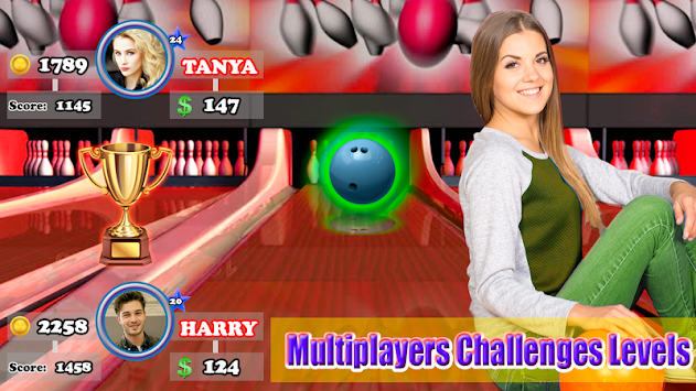 Real Bowling King 2018 pc screenshot 1