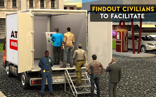 Atm Truck Drive Simulator: Bank Cash Transport Bus PC screenshot 2