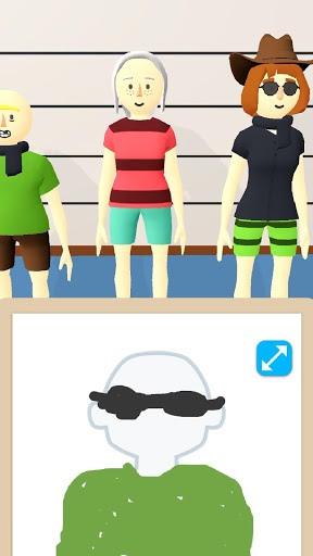 Line Up: Draw the Criminal PC screenshot 3