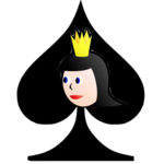 Hearts-The Spade Queen icon