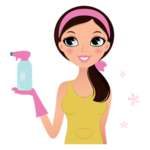Spring Cleaning Checklist FREE icon