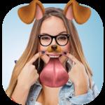 DSLR Camera - Sticker, Beauty Photo, Selfie Camera icon