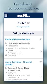 jobsDB Job Search pc screenshot 2