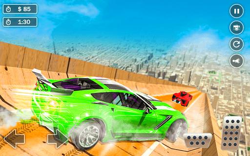 Car Stunts New Games: Mega Ramp Car Racing Game PC screenshot 1